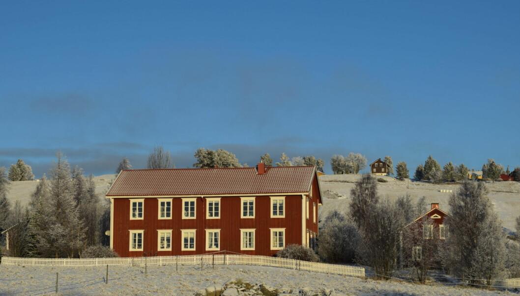 Här håller bolaget Vallstarua Energi till i Åflo, bolaget har nära familjeanknytning till ett av Krokoms kommunalråd. Bolaget startade 2015 och har inga anställda. Tillsammans med Allfoardal Energi agerar det nu mellanhand i de planerade vindaffärerna i Offerdal.