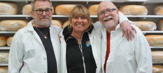 Mejeriet i Skärvången firar 20 år med ny produkt