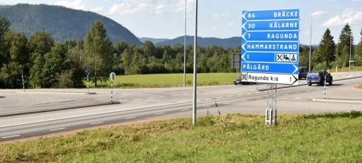 Sex av tio fortkörare vid fartkamera slipper böter