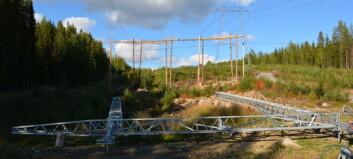Kraftledningsprojektet Storfinnforsen-Midskog återupptas