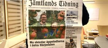 Läsare av Jämtlands Tidning rasar mot Postnord