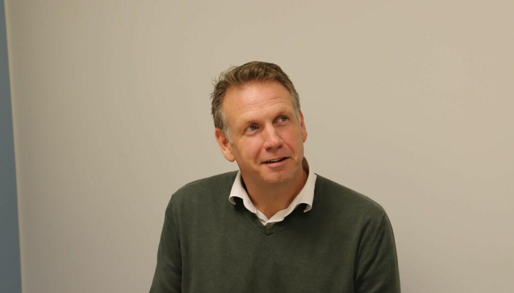 Tomas Fornell ny t f socialchef i Åre samtidigt går han PWC toppledareutbildning.
