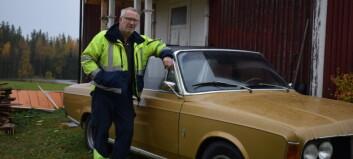 Det är Ford Taunus som gäller för Lars