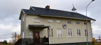 Bortskänkt bönehus delar Yxskaftkälen i två läger
