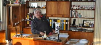 Länets störste samlare finns i Svenstavik - Jan Kårwik har det mesta