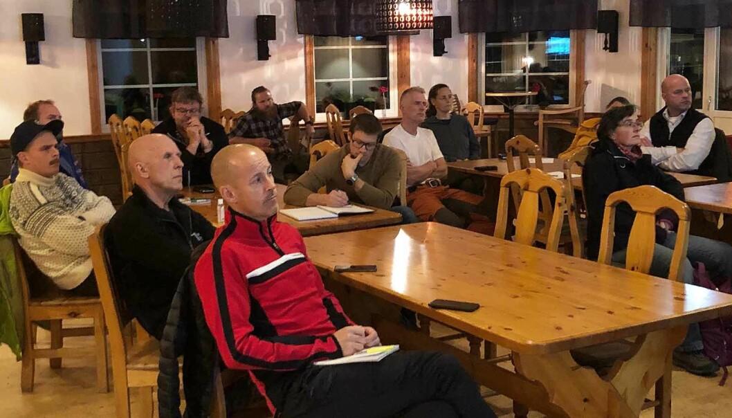 Det var en välbesökt workshop som arrangerades i Almåsa i veckan som gick. Intresset är stort att utveckla Almåsa och Offerdal till en ny turistmagnet där det lokala utbudet ska ges stort utrymme.