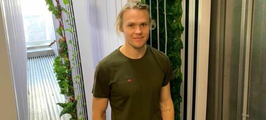 ICA Åre först med odling året om i container