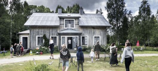 Nya källor kring spökprästgården i Borgvattnet
