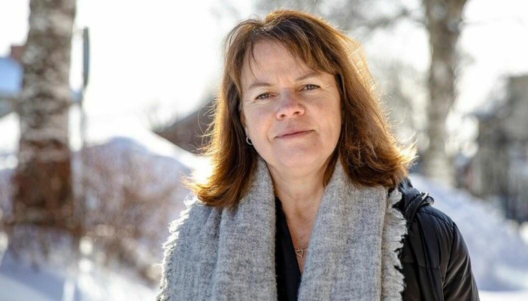 Karin Jonsson tycker det är olyckligt när det blir fel. Men det kan hända, kommunen har ju en stor verksamhet (arkivbild).