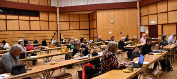 Ljus budgetprognos presenterades i Strömsund