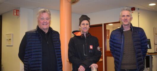 Vindkraftmotståndare från Offerdal mötte Krokoms kommun