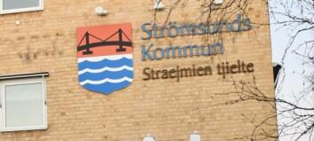 Vattenläcka i Strömsunds kommun