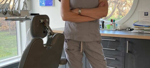 Äntligen tandläkare i Änge igen