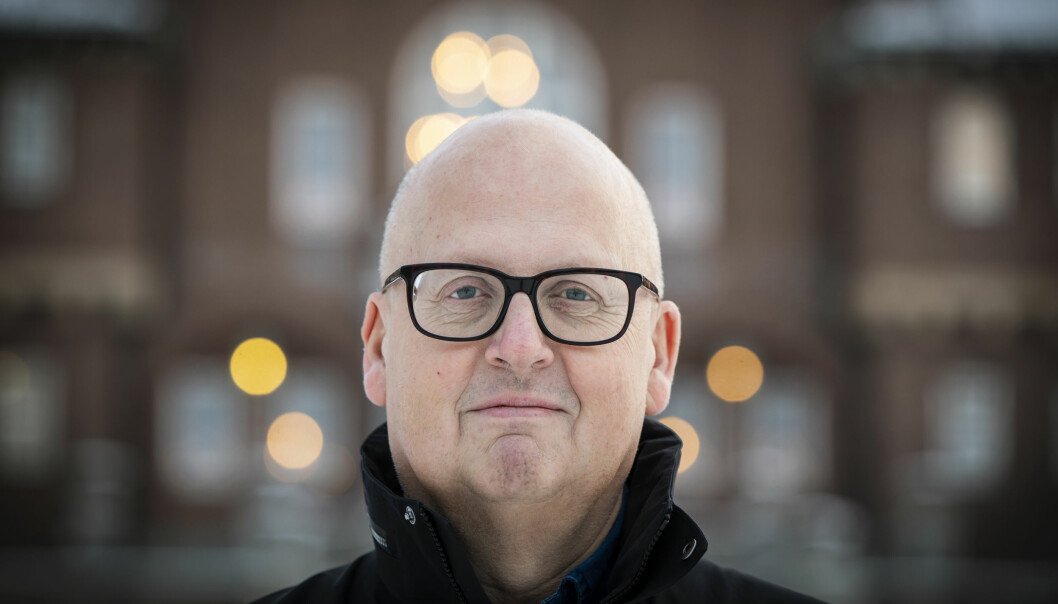 Bosse Svensson, kommunalråd (C) i Östersund.