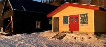 Nytt hotell byggs i Stora Blåsjön