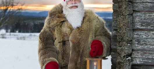 Tomten Thomas firar 30 år på julafton