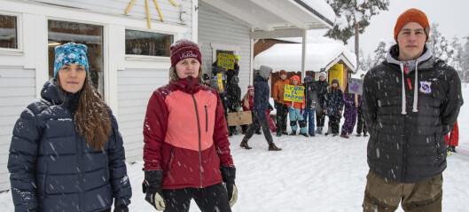 Nedläggningshot mot skolor i Berg avvärjt – Nu vill föräldrar satsa på utveckling