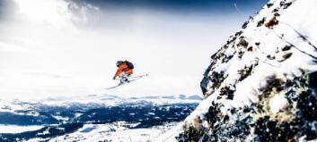 Exklusiv skidturism till Stora Blåsjön innan säsongstart