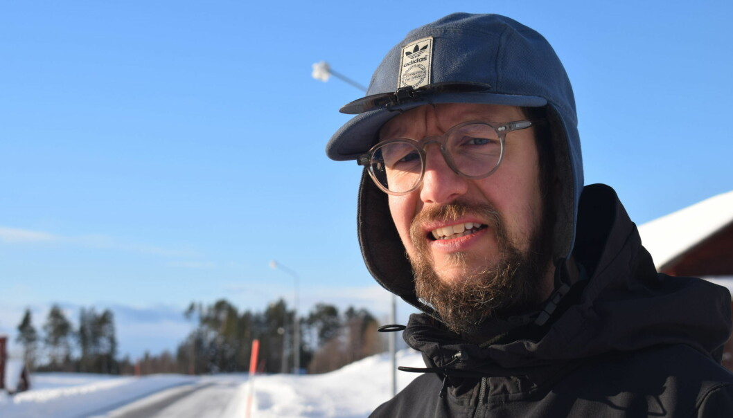 Per Lindberg är inte nöjd med svaret han fick från Länsstyrelsen Jämtland.
