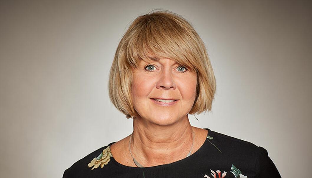 Marita Ljung blir ny landshövding i Jämtland
