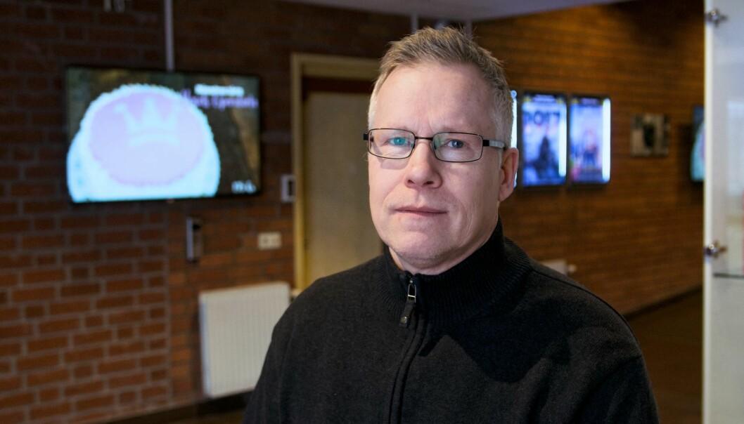 """""""Det är bara att konstatera att storbankerna lämnar glesbygden"""", säger Jörgen Persson (S), kommunalråd."""