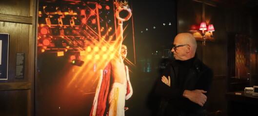 Sista turnén med Queen på foto i Åre