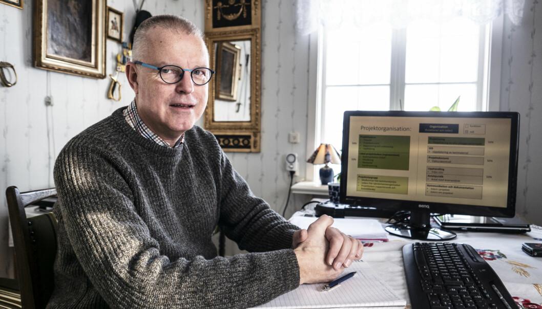 Peter Ladan, före detta kommunchef i Ragunda, har gjort en granskning av Servanets fiberutbyggnad. Den visar på fördyringar på 22 miljoner kronor.
