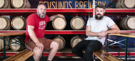 Medaljregn över Revsunds Brewery – som storsatsar och bygger nytt på hemmaplan i Revsund