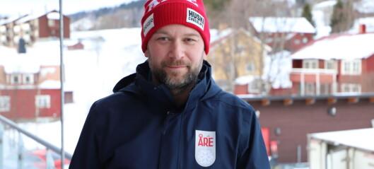 Världscuptävlingarna i Åre