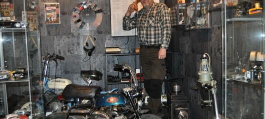 Brattbytorpet - Från bussvrak till nostalgieldorado