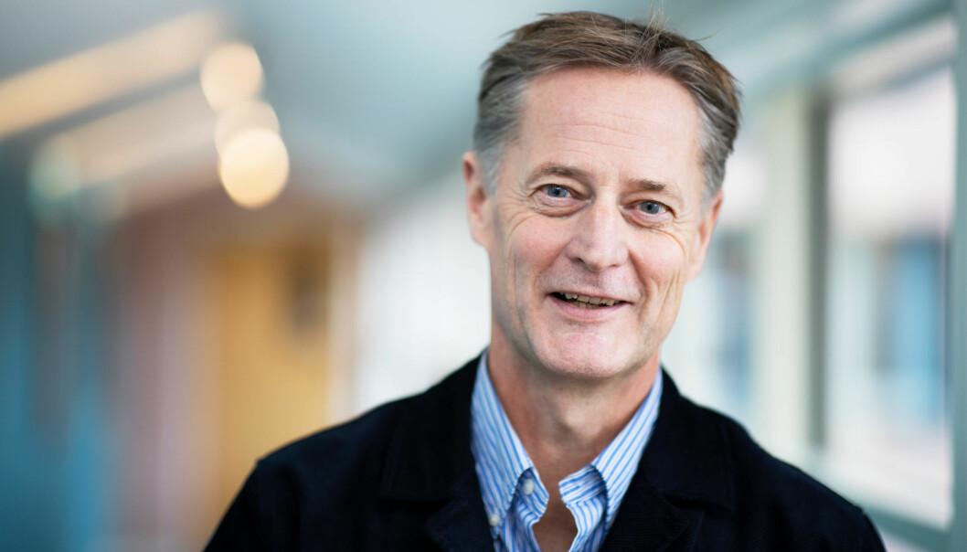 Vd Erik Brandsma på Jämtkraft har fått många frågor efter nyheten att bolaget anställt en matkonsult för att ta fram ett nytt restaurangkoncept för lokalerna i Arctura.