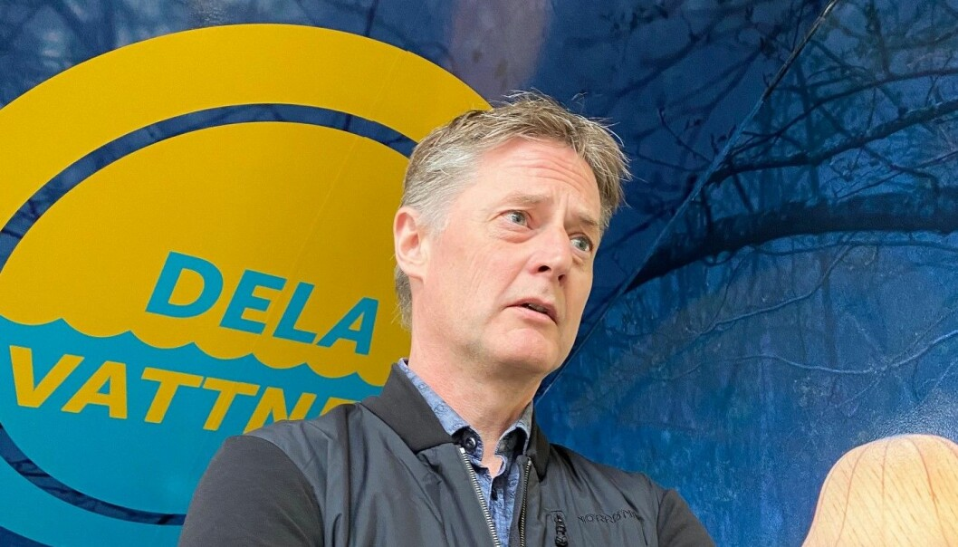 Erik Brandsma får sparken som VD för Jämtkraft men landar mjukt med en fallskärm på 4,2 miljoner.