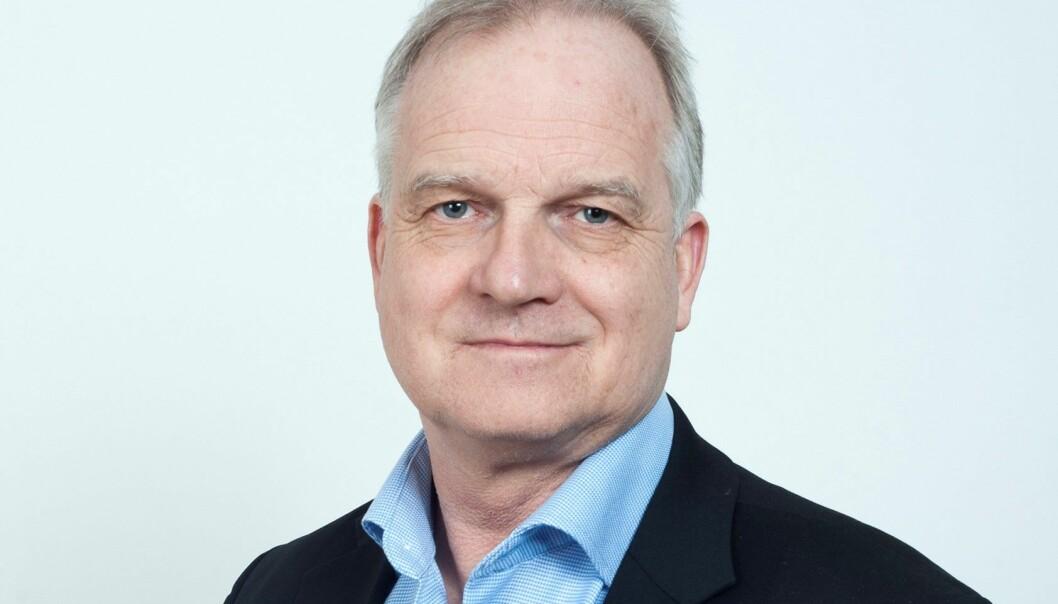 Anders Byström är regionalutvecklingsdirektör. Han säger att etableringen av Synsam i Östersund är ett resultat av projektstöden.