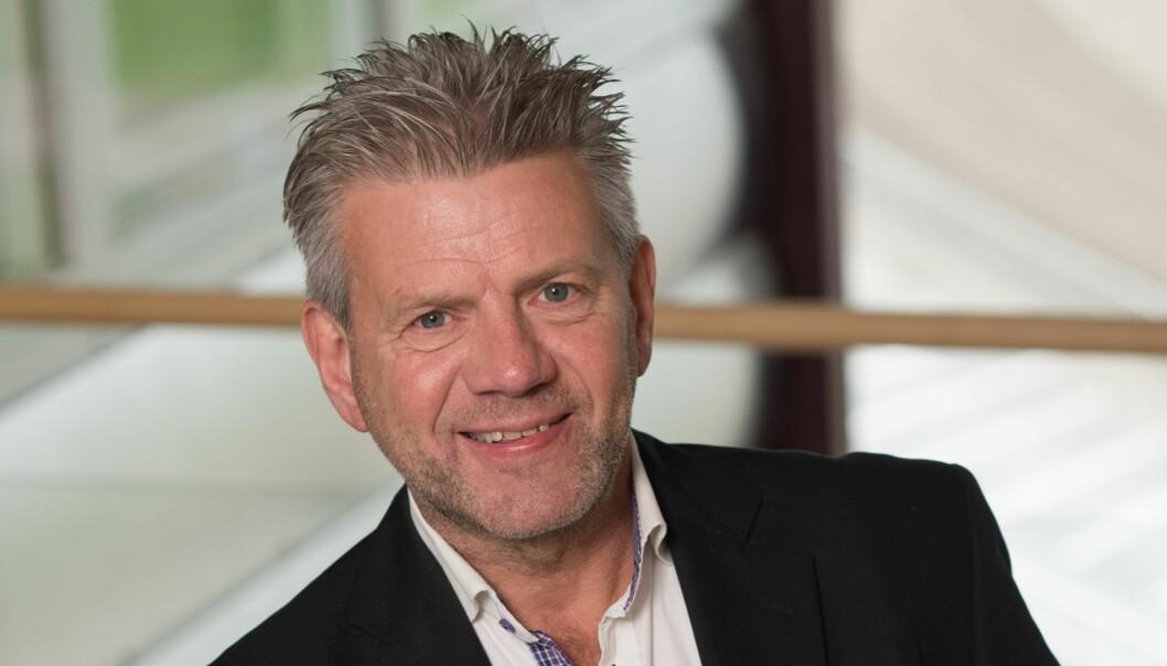 Göran Wahlman är förbundsjurist på Svensk Travsport och anser att det är den mänskliga faktorn som ligger bakom att hästarna Järvös Ingvild och Järvsö Tora har förväxlats.