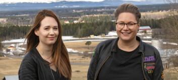 De öppnar ny salong i Oviken