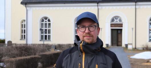 En hel bygd i sorg efter olyckan i Ås när ett barn dog