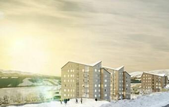 """Åres nya bostadsområde överklagat: """"skyskrapor"""""""
