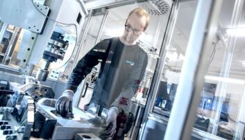 Än idag är det just killåssingsbrickan som produceras i fabriken i Mattmar.