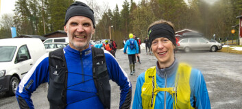 Fem mils löpning runt Locknesjön