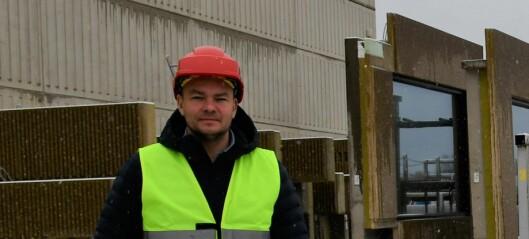 Virkesbrist hot mot stora byggföretag i Strömsund