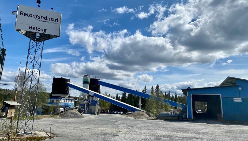 Företaget Rico Estate Development AB har köpt fastigheten Betongen 1 i anslutning till Lillänge. Målsättningen är att skapa en plats för sällanköpshandel utan livsmedel.