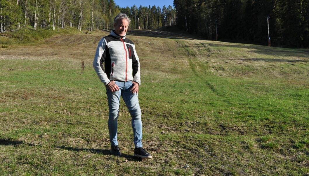 """""""Jag är mycket glad över att vi kan göra verkstad av vallöftet"""", säger Per Lundgren (C)."""