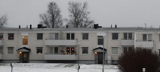 Strömsunds Hyresbostäder värderar sina fastigheter i Backe till 7,8 miljoner