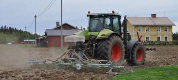Glädje när jordbruket i Överhogdal återupptas