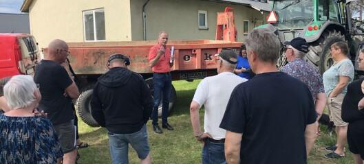 Därför vill kommunala bostadsbolaget riva det ockuperade huset i Backe