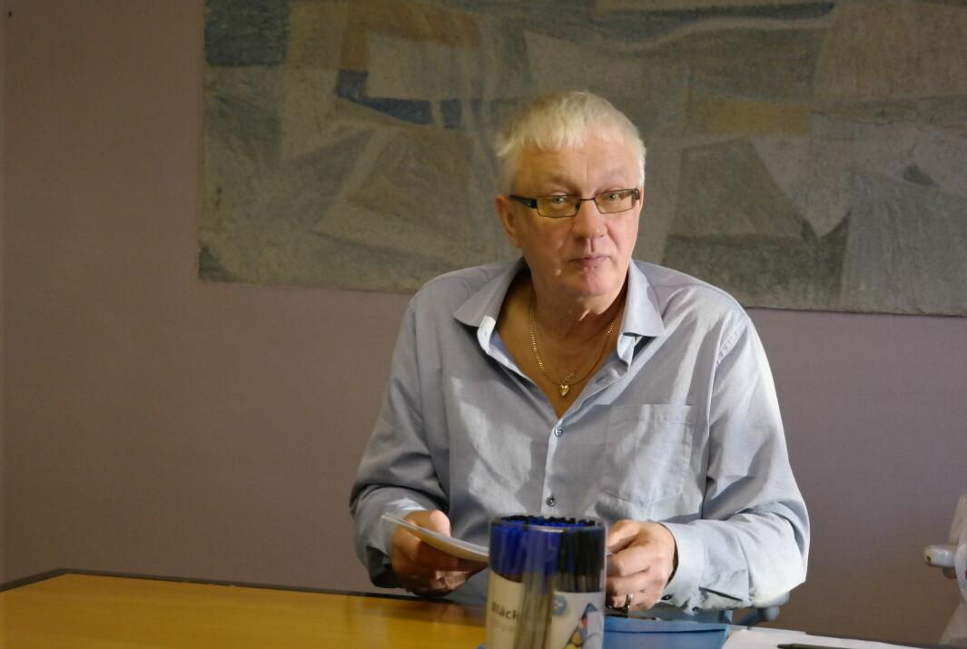 Tore Hansson menar att den befintliga personalen är kommunens ansvar.