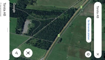 Det är det här skogsområdet som invånare i Ås vill behålla för rekreation och friluftsaktiviteter. Det ligger mellan E14 och Torsta.