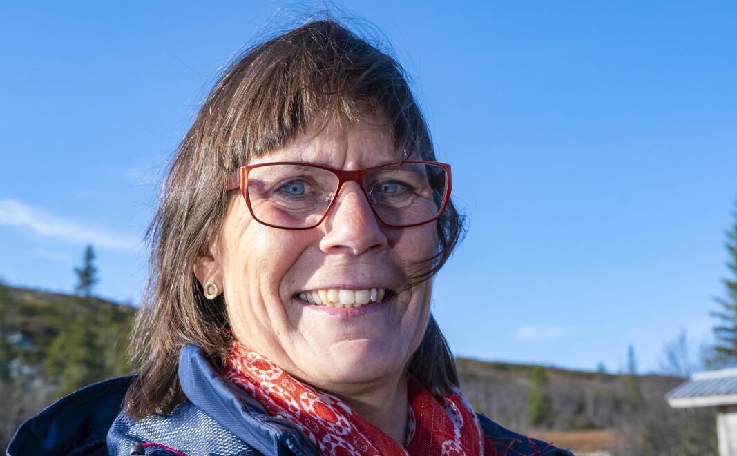 – Fjällen forever är en lokal kampanj som vi gärna ser sprider sig längs hela fjällkedjan och till våra grannar i väster, säger Anna Hansson.