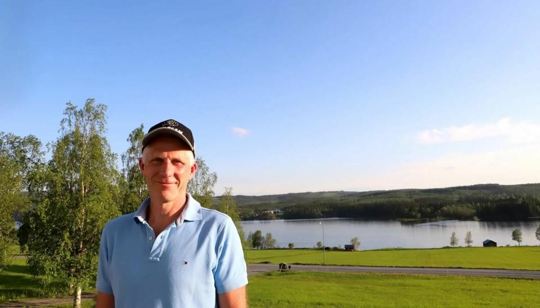 Bert-Ola Bångman är tävlingsledare för Offerdalsmilen som genomförs av Offerdals SK tisdagen den 29 juni. Starterna blir som vanligt i Kaxås för milen och i Ede för de som springer fem kilometer. Målgång i Änge.
