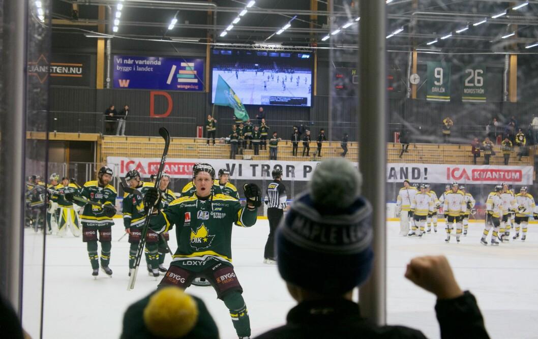 Östersunds IK fick mest pengar i stöd i länet den här gången, totalt 212 000 kronor.